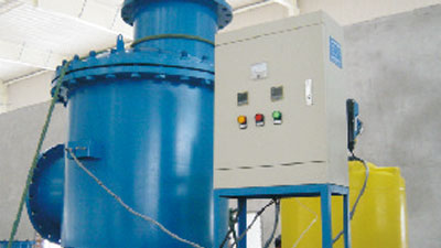 全程电子综合水处理器