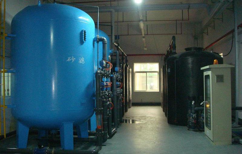 雨水处理系统