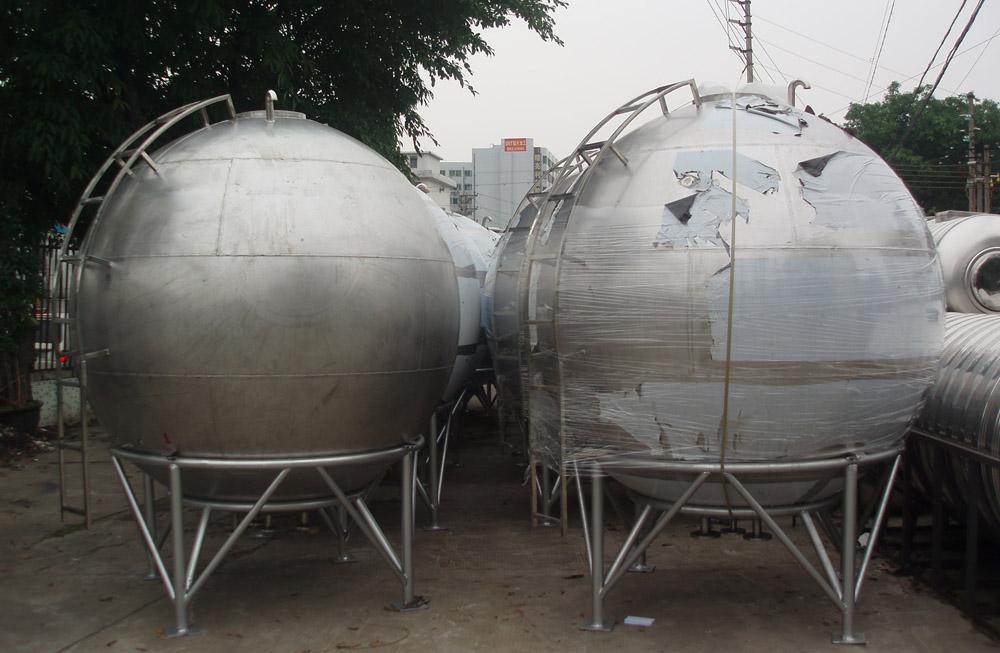 球形不锈钢水箱