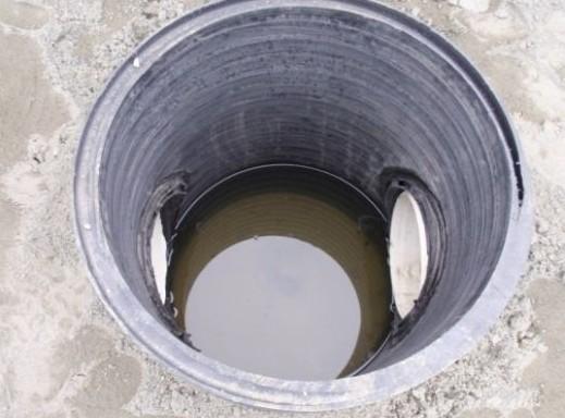 塑料给水井