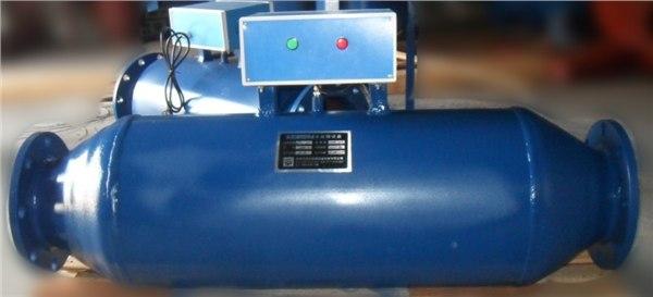 缠绕式智能感应水处理仪