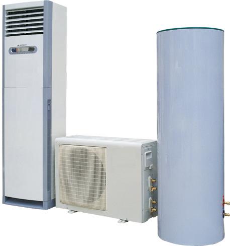 空气源热泵家用机