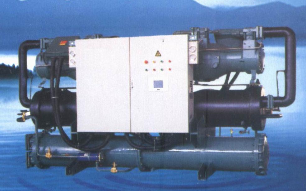 水源热泵螺杆机