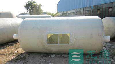G3-6SQF玻璃钢化粪池