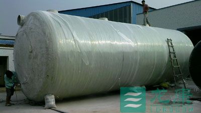 100立方玻璃钢化粪池G13-100SQF