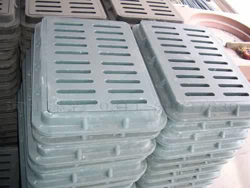 方型树脂井盖 水箅 沟盖