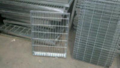 镀锌钢格板 压缩格栅板