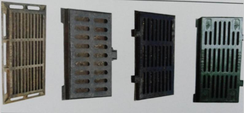球墨铸铁方型 水箅 井盖