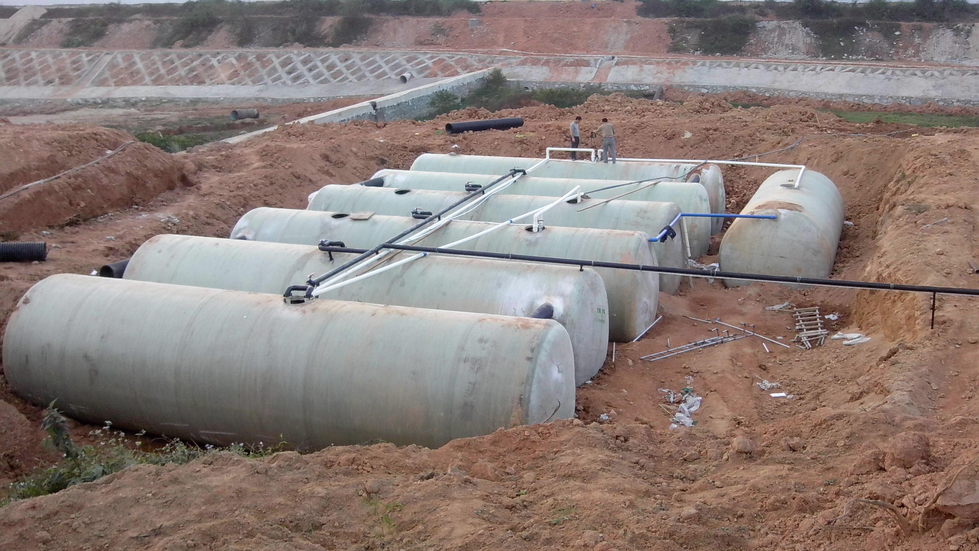地埋式雨水储水箱