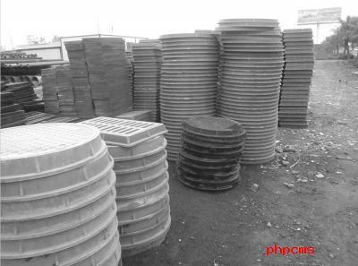 海口市政管理局:复合材料井盖在海南不实用