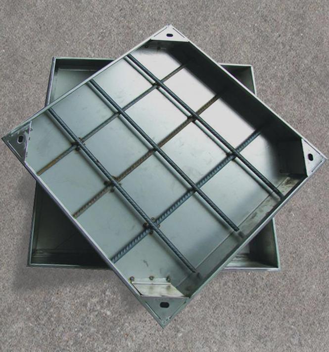 方形不锈钢隐形井盖